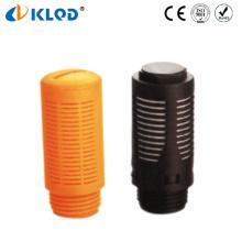 Silencieux de matière plastique de compresseur pneumatique d'air de type de prix bas de Su