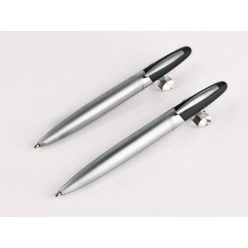 Custom Logo Super Thin Ballpoint Stylus Metal Pens