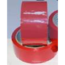 D'emballage ruban rouge, de l'industrie d'emballage 48X100X45mic