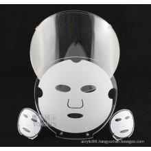 Acrylic Mask Model Display