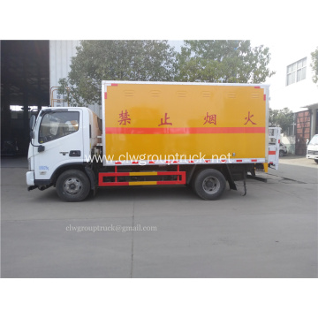 Foton 4x2 explosive transport truck for sale