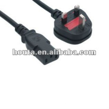 UK 3 Pin Power Plug