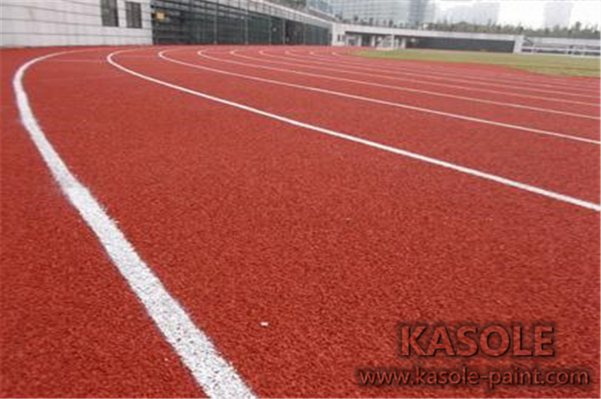 PU plastic track used for school fall protection