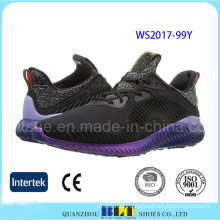 fashion Emboss Upper Women Sport Shoes