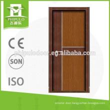 Colour matching interior melamine door