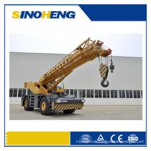 Sinoheng Popular Sold 30 Ton Rough Terrain Crane Qry30