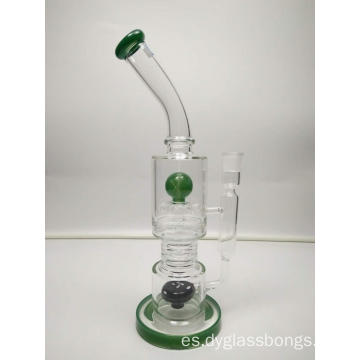 Novedad no rompible Pyrex Pretty Glass Bongs