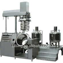 Automatic Vacuum Emulsification Mixing machine