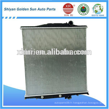 Radiateur de refroidissement à eau à haute perforation pour camion VOLVO FH12 20984815