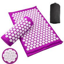 Wholesale Gym Equipment Eco Friendly Yoga Massage Acupressure Pillow Mat