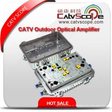 Двунаправленный усилитель с внешней линией CATV с Ea & Att