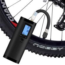 Pompe de pneu de vélo de montagne rechargeable USB pompe Newo