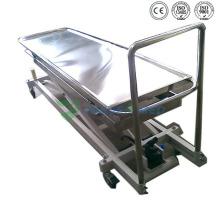 Mortuary médical Toom mortuaire en acier inoxydable Lifter cadavre morgue