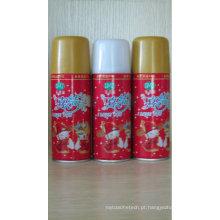 spray de neve de Natal anti-inflamável