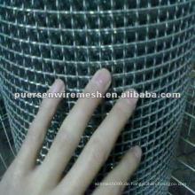 High-Carbon-Stahl-Crimp-Drahtgewebe-Fertigung (CN-Anping)