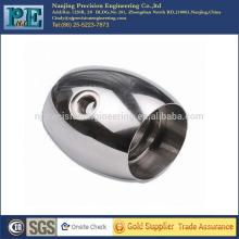 Kundenspezifische gute Qualität hochpräzise polierte Teile aus China Fabrik