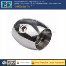 Custom good quality high precision polished parts from China factory