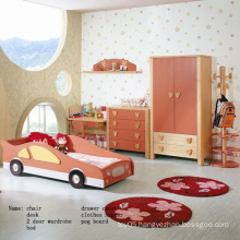 Wooden Wardrobe, Wood Wardrobe, Wardrobe Cabinet (WJ278611)