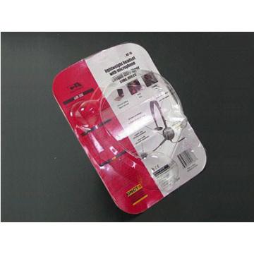 Komponenten Blisterverpackung mit Papierkarte (HL-144)