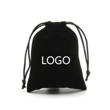 Wholesale custom printed logo small drawstring bag