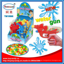 Space Water Gun Candy Toy