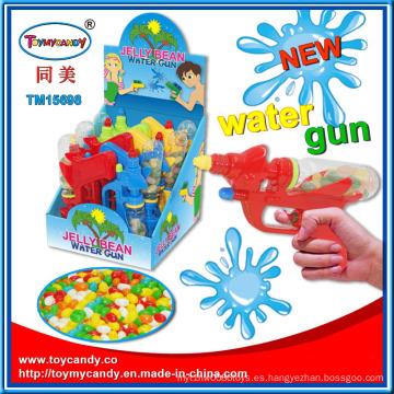 Espacio de juguete pistola de agua de caramelo