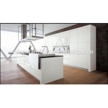 Fábrica de rendimiento estable desarmar directamente gabinetes de cocina