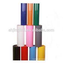 Hot Sell Colorful PVC Textile Roll Heat Transfer Vinyl Film