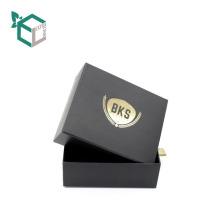 ; ogo silber stempel Luxus nach maß pappe faltbare kleidung geschenk-boxen großhandel