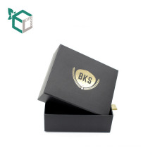 ;ogo silver stamping Luxury custom made cardboard foldable clothing gift boxes wholesale