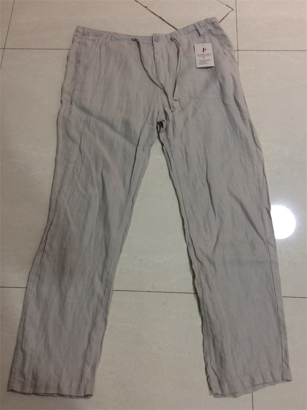 Linen Casual Pant for Winter Wear