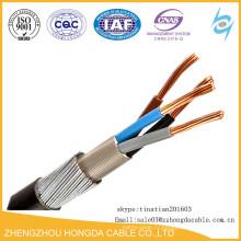 690 Напряжение XPLE 3*50, 3*35,синий swa кабель для подземной угольной Шахты
