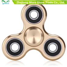 Nueva Aleación de Mano Spinner Metal Fidget Spinner Adhd EDC Anti Stress Juguetes