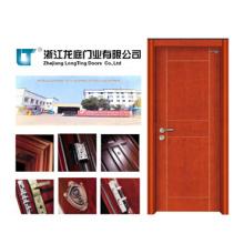 Porte en bois de placage intérieur (LTS-120)