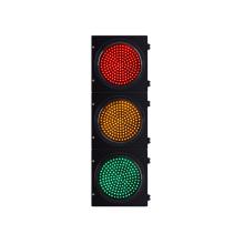 Luz de señal de tráfico LED verde amarillo 300 mm impermeable