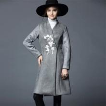 Hohe Qualität Frauen Kleidungsstück Großhandel Mode Frauen Wintermantel