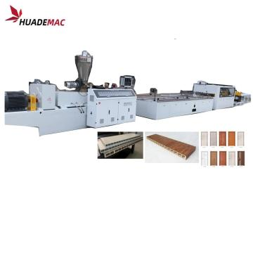 PVC Hollow Door extruderingsmaskin