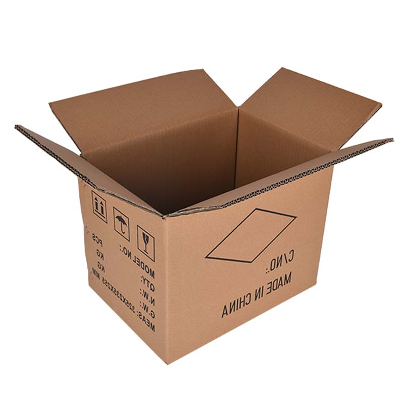 The extra-hard cardboard box
