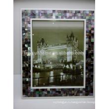 Главная Декор и Подарок Черный Перламутр Сексуальная Рамка для фотографий