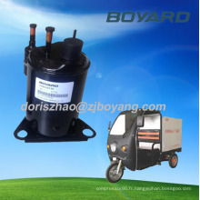 R134a BOYARD DC batterie rv climatiseur 12 volts compresseur pour camion ou remorque couchette cabine CAB EV a/c KIT