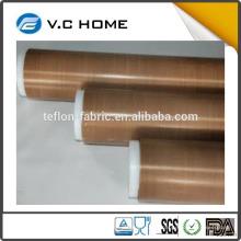 Échantillon gratuit Tissu de transfert de chaleur en fibre de verre revêtu de téflon pour mariage auto de Chine fabriqué par Chine
