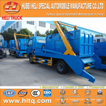 DONGFENG 4x2 6 M3 refuse collection truck recycling type 120hp