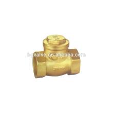Válvula de retenção horizontal de latão BGH14W