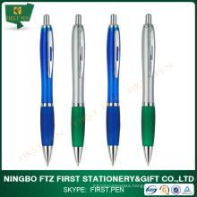 Top quality Click-action plastic pen