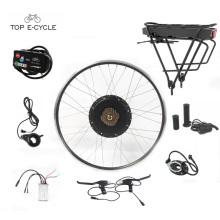 Kit de convenção elétrica bicicleta por atacado TOP chinês 48V 1000W for sale