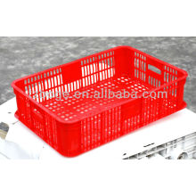 vegetable crate injection mould