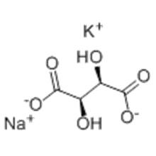 Potassium sodium tartrate  CAS 304-59-6