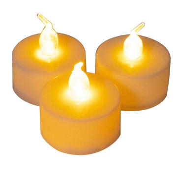 24pack flameless led votive candels velas led