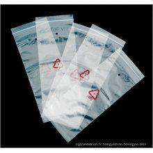 Sac de PE de salle blanche antistatique