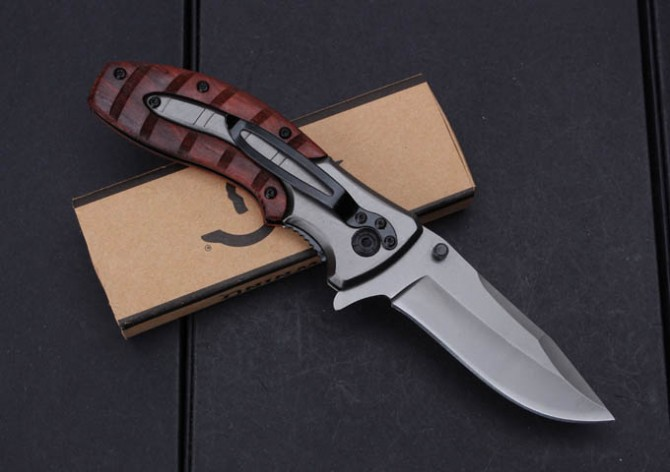 Browning X47 Personlig Flip-Up Jagt Pocket Knife